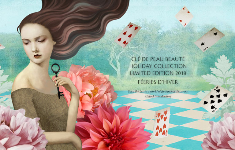 Clé de Peau Beauté Holiday Collection 2018